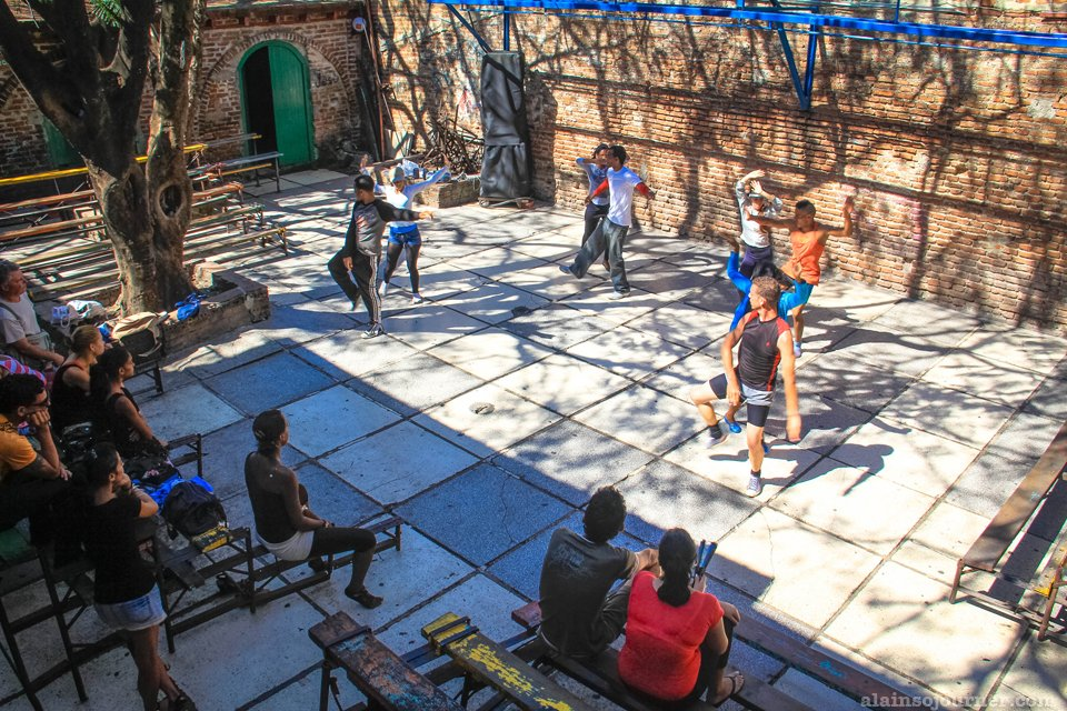 Club Mejunje Santa Clara Cuba