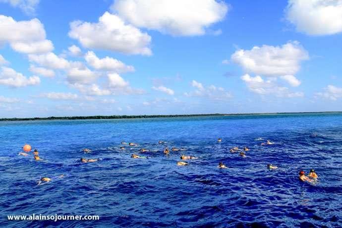 Cozumel Snorkelling Mexico Fury Catamaran 2