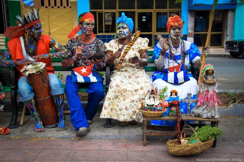 The Creoles of Santiago Cuba