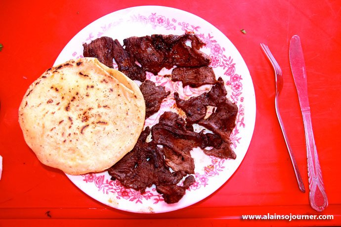 Deer Meat in Mexico 4 d