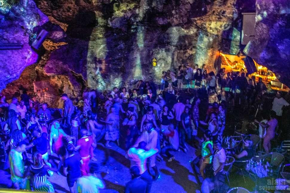 Disco Ayala Cave Trinidad Cuba