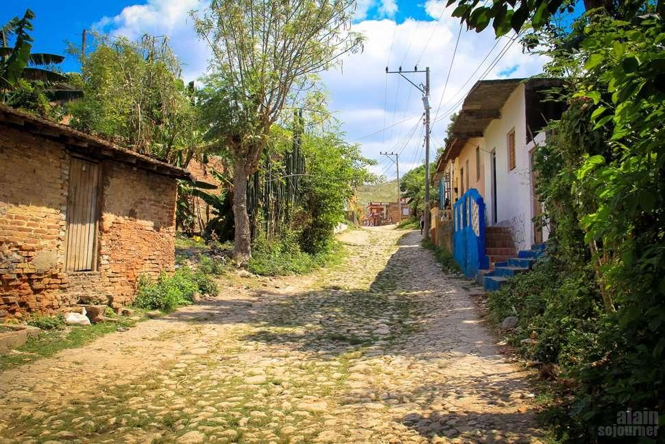 Disco Ayala is a disco cave in Trinidad, Cuba.