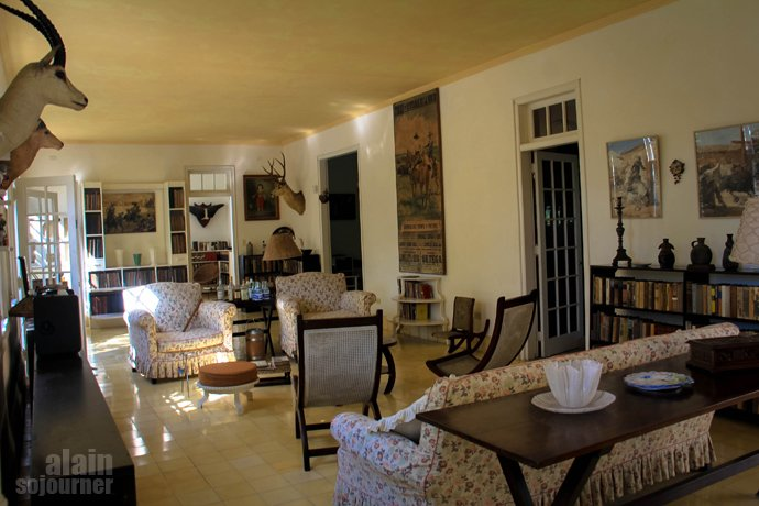 Hemingway's House in Havana Cuba Finca La Vigia