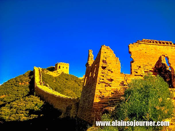 Great Wall of China Things to do in Beijing