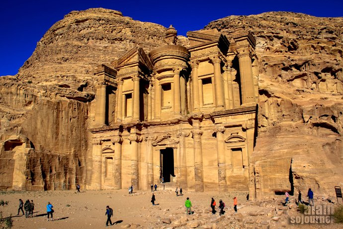 The Monastery or Little Petra