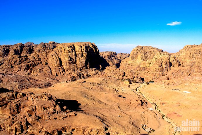 Little Petra / The Monastery