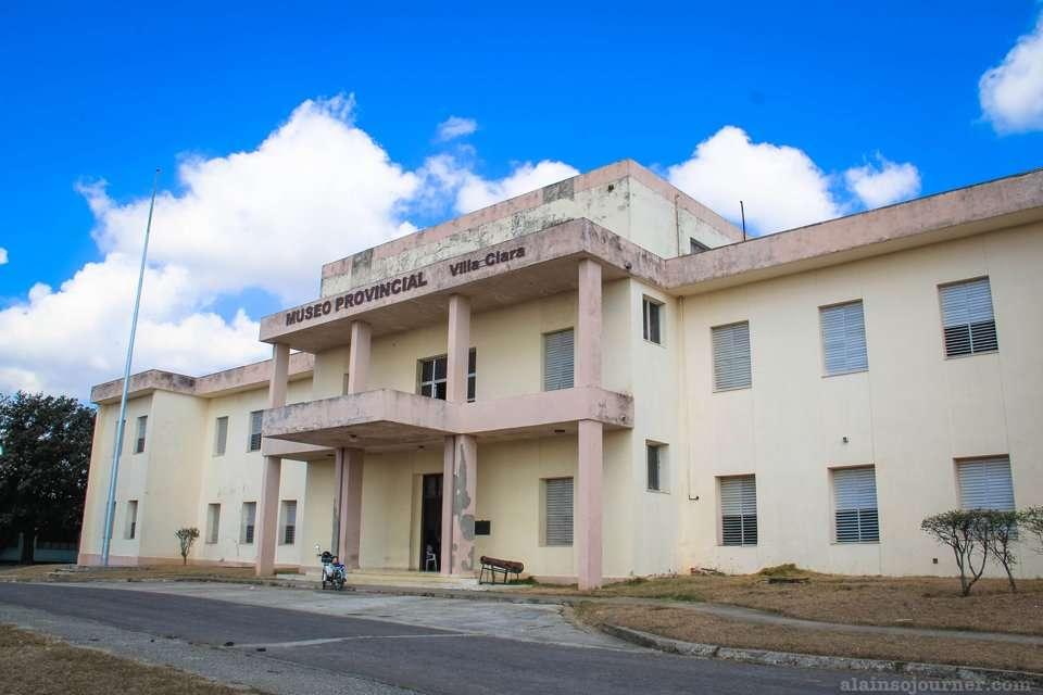 Museo Provincial Santa Clara Cuba