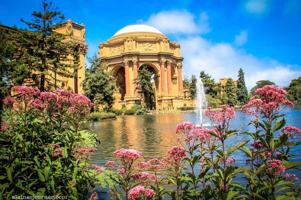 Fine Arts Palace San Francisco