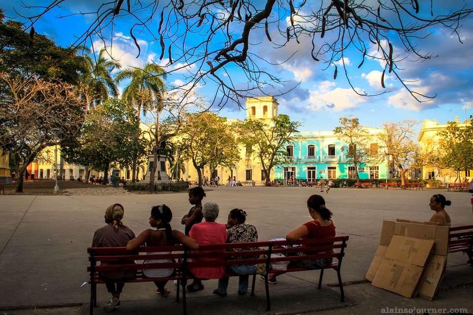 Visiting Che Guevarra in Santa Clara Cuba