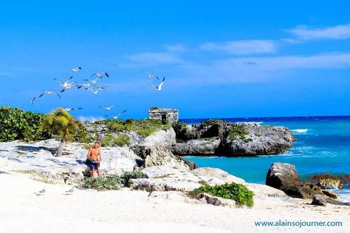 Grand Sirenis Beach Resort Riviera Maya in Tulum, Mexico.