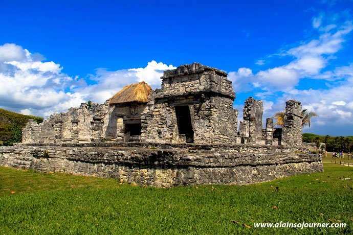 Tulum Ruins / Tulum Mayan Ruins in Mexico Tulum Ruinas