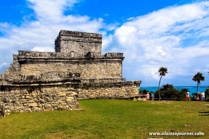 Tulum Ruins Maya Mexico Tulum Ruinas