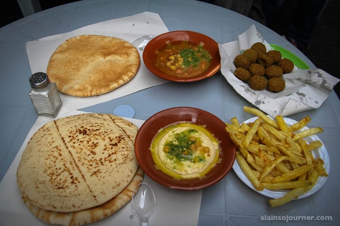 Hashem restaurant Amman / Things to do in Amman.