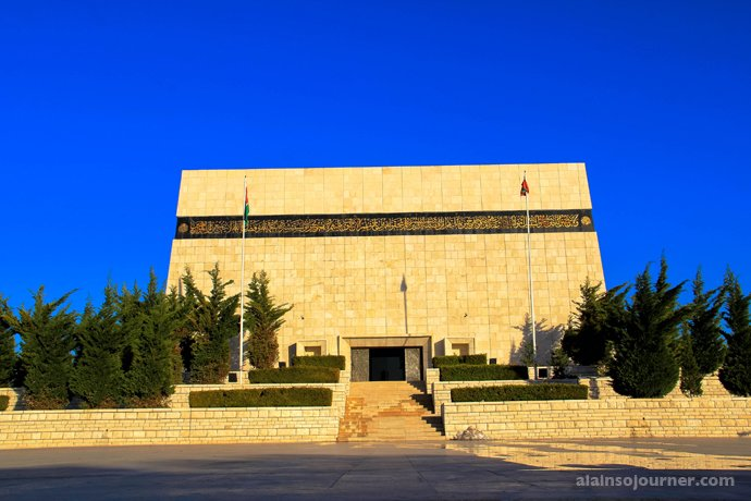 Things to do in Amman Jordan Military and Martyr Museum