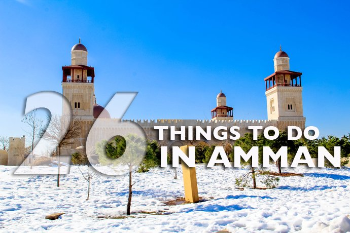 Amman Things To Do