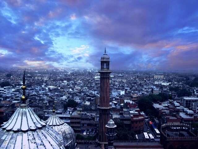 New Delhi - First Impressions
