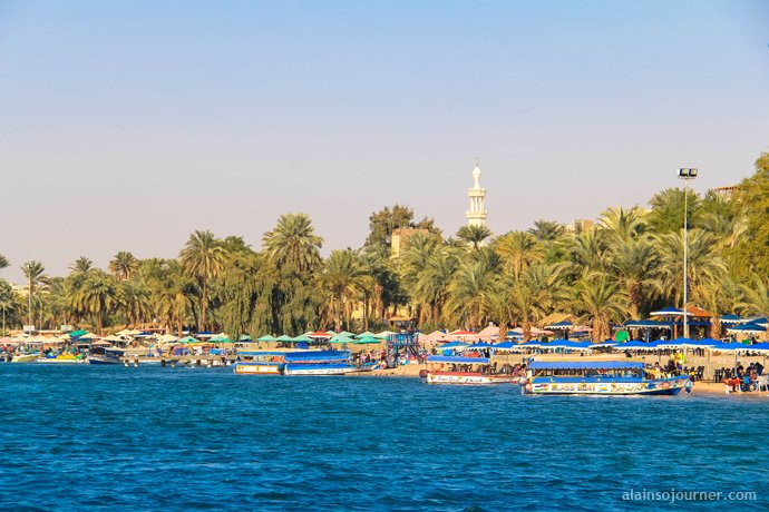 Scenes from Aqaba and the Red Sea