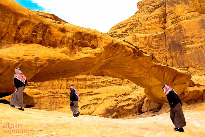 Wadi Desert Rum - The Red Planet