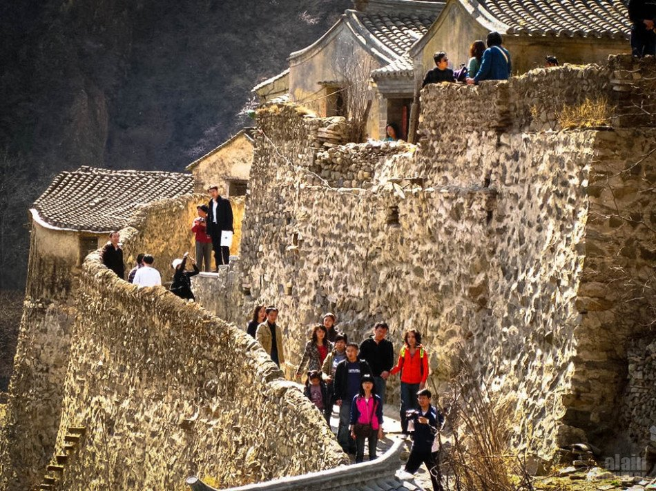 The Ancient Village of Cuandixia