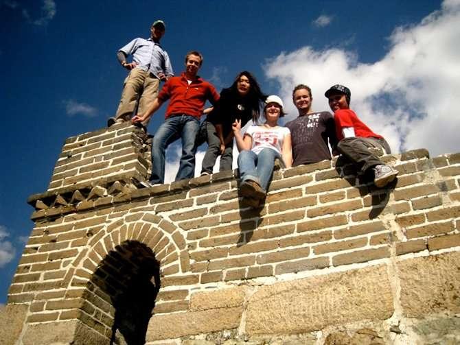 Great Wall of China / Huanghuacheng