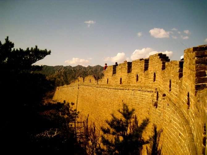 Huanghuacheng Great Wall of China