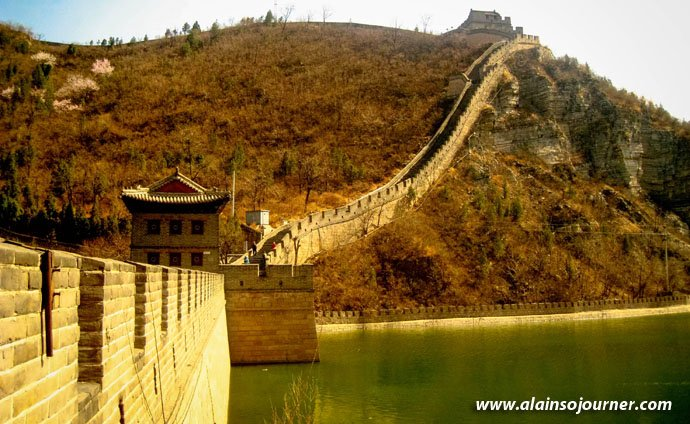 Juyongguan Great Wall of China