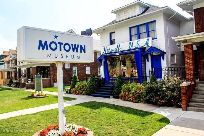 Motown Museum Detroit Hitsville USA