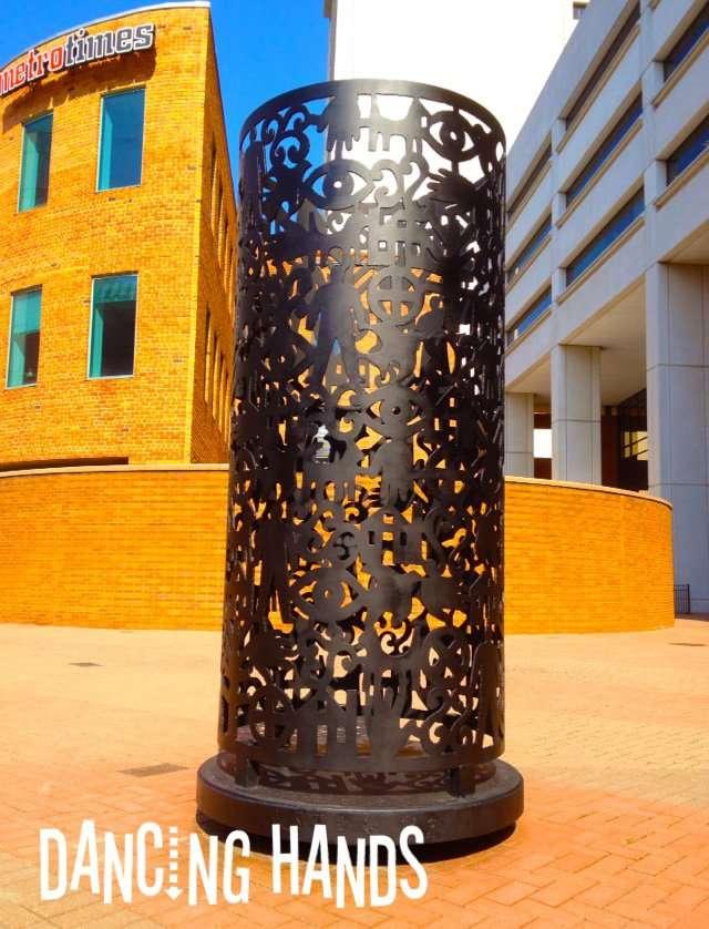 Public Art in Detroit