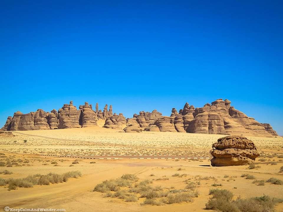 Things to do at Madain Saleh in Saudi Arabia.