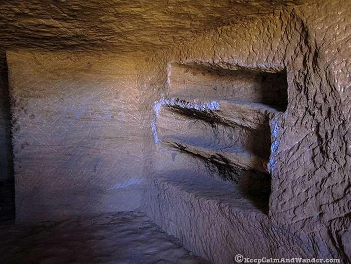 Madian Saleh's Qasr Al Saneh is an ancient Nabatean architectural marvel.
