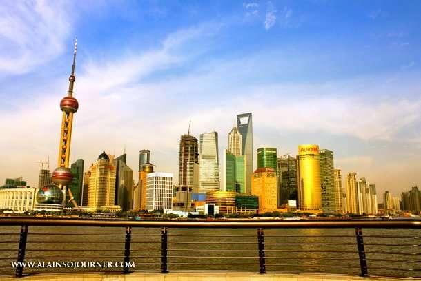 China Best Travel Photos Shanghai Bund