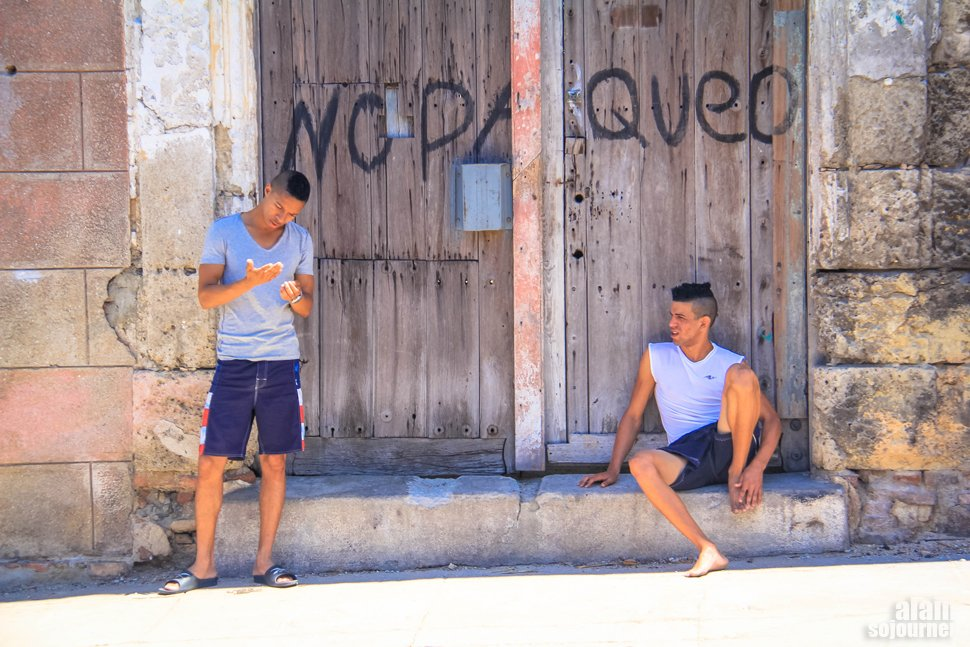 A Day in Cienfuegos Cuba