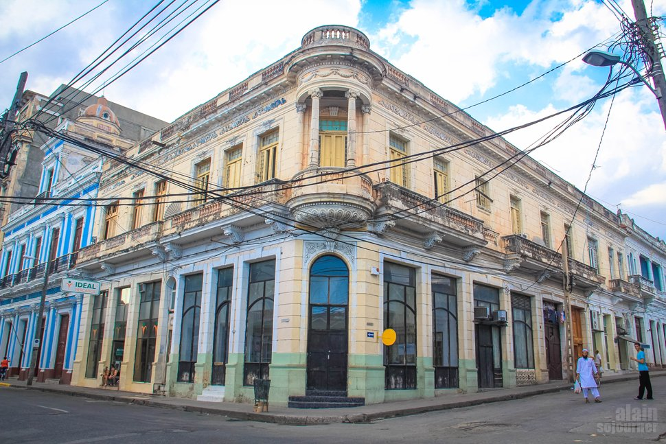 Cuba Colonial French Architecture