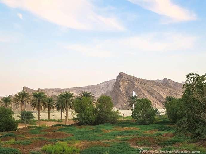 Jabel Hafeet / Jabel Jafeet / Jabal Hafeet is a massive mountain in Al Ain, UAE.