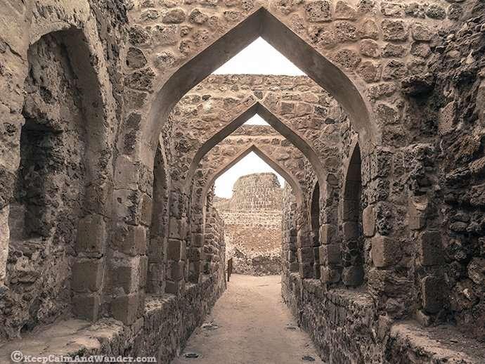 Portugal Fort in Manama