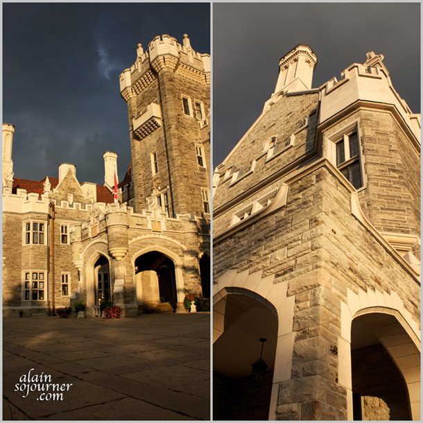 CasaLoma is one of the top 5 attractions in Toronto.