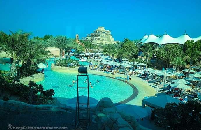 Atlantis in Dubai (aka Atlantis The Palm).