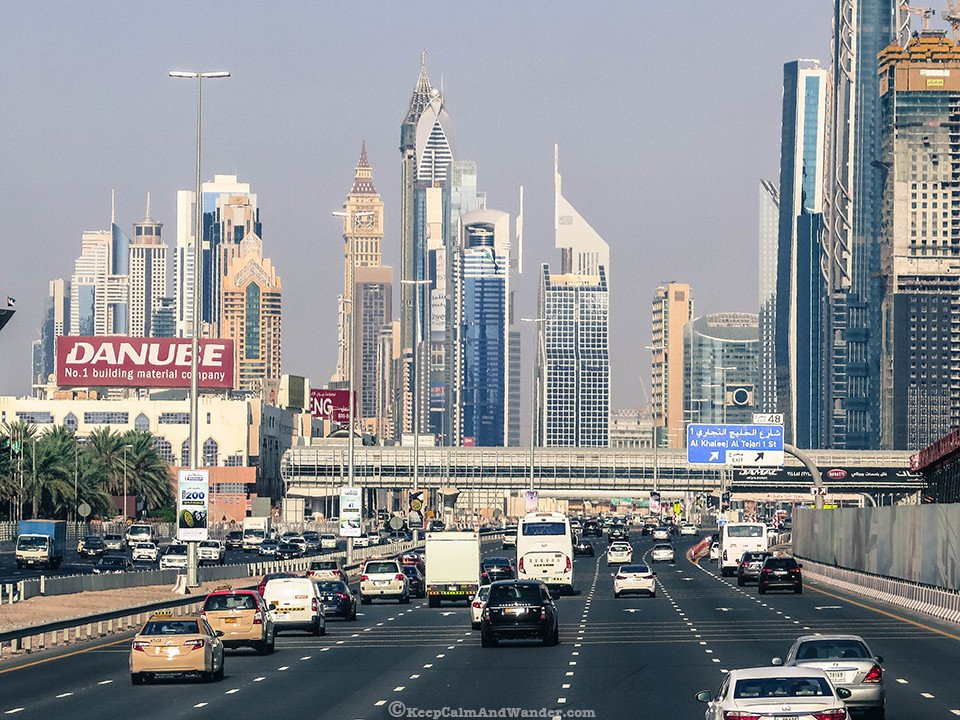 Dubai Under Construction - A City Built for Record-breaking Superlatives.