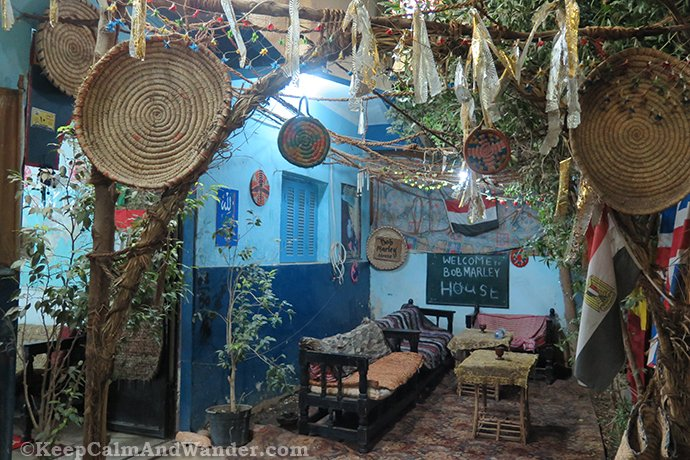 Review - Bob Marley Hostel in Luxor