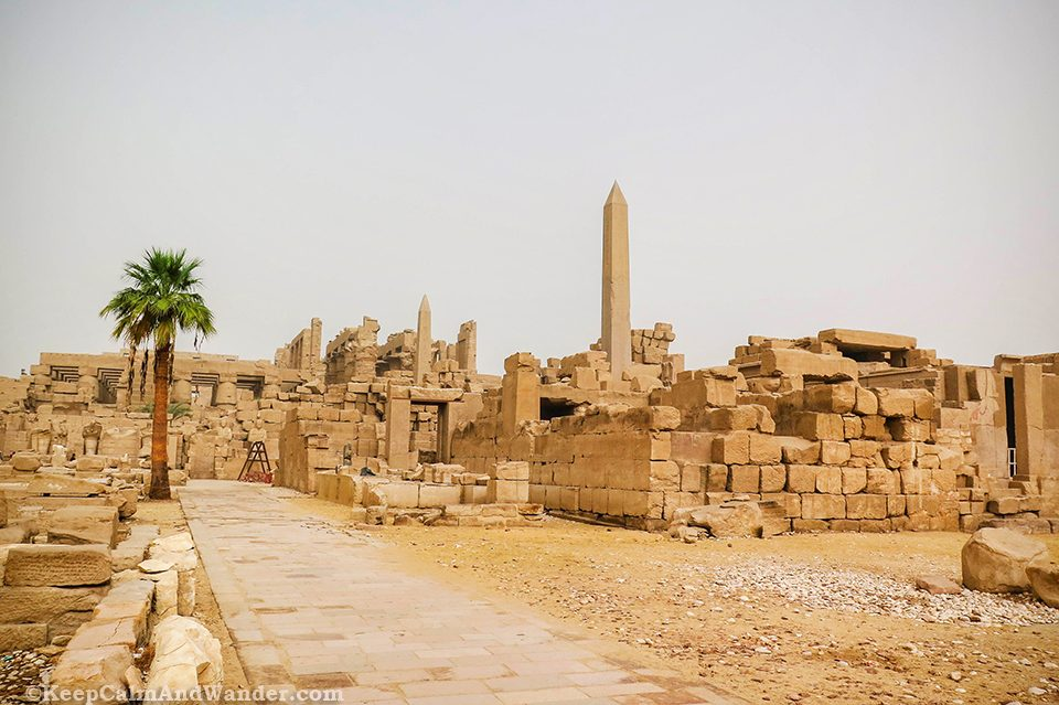 Karnak Temple in Luxor - The World's Largest Open-Air Museum.