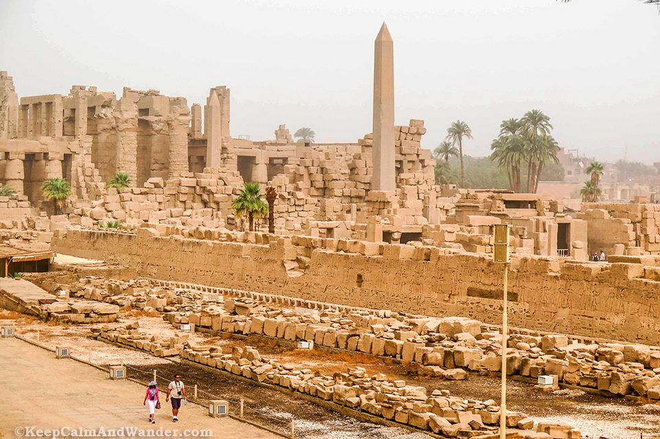 Karnak Temple - The World's Largest Open-Air Museum