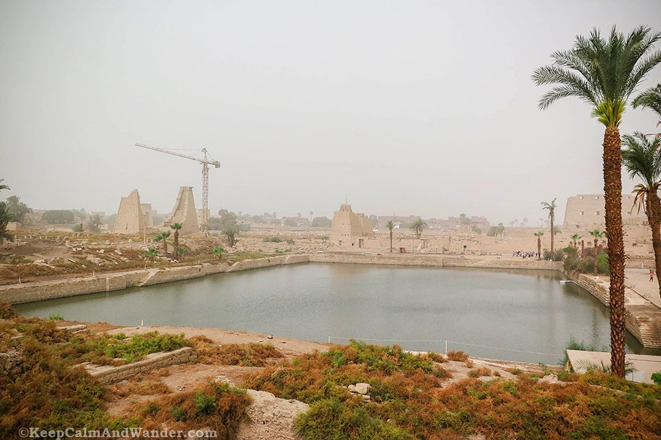 Temple Karnak - The World's Largest Open-Air Museum.