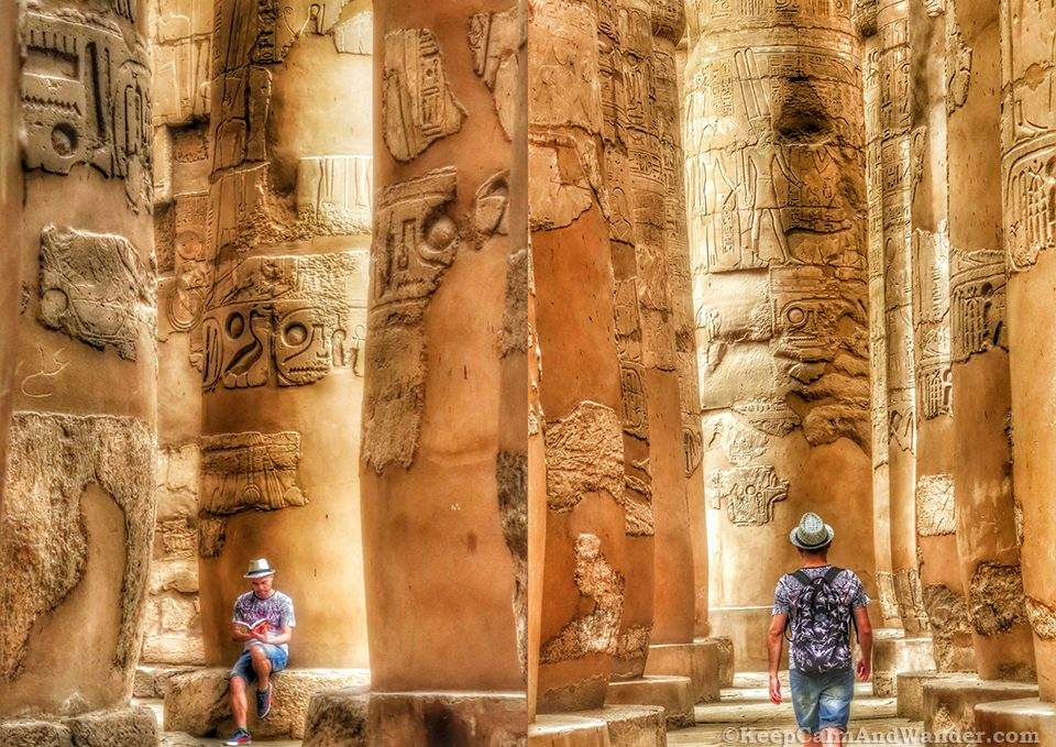Things to do in Luxor, Egypt.