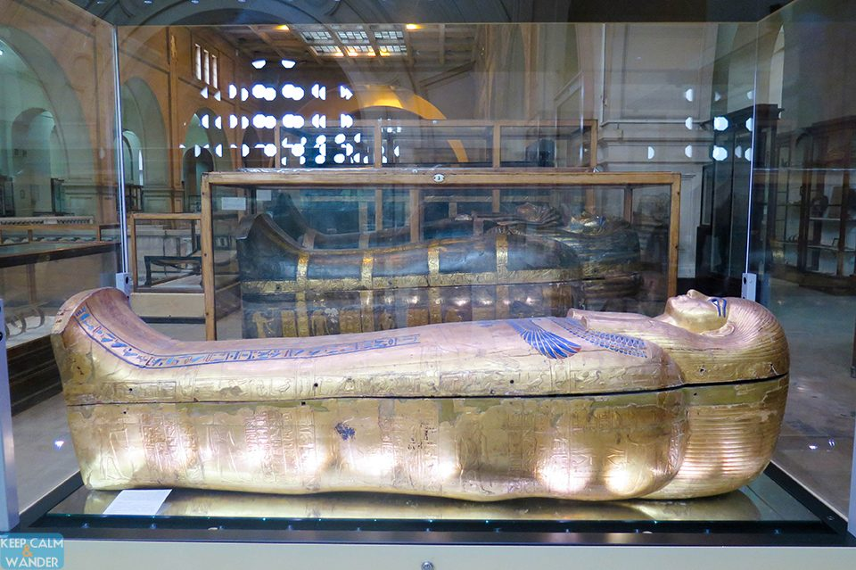 Things to do in Cairo / Museum of Egyptian Antiquities.
