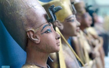 Egyptian Museum in Cairo 20