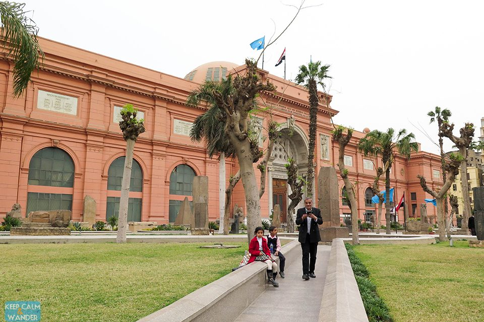 Egyptian Museum in Cairo is also known as the Museum of Egyptian Antiquities.