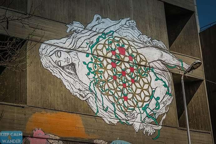 Cairo Graffiti (around Tahrir Square)