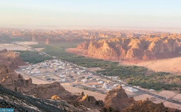 Al Ula the Grand Canyon of Saudi Arabia 6