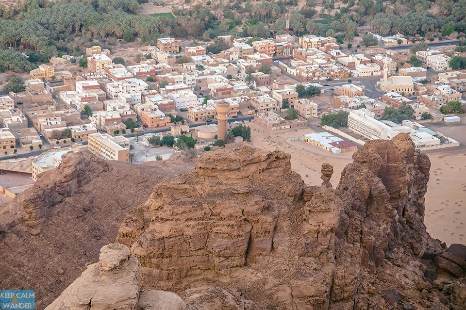 Al Ula is the Grand Canyon of Saudi Arabia?