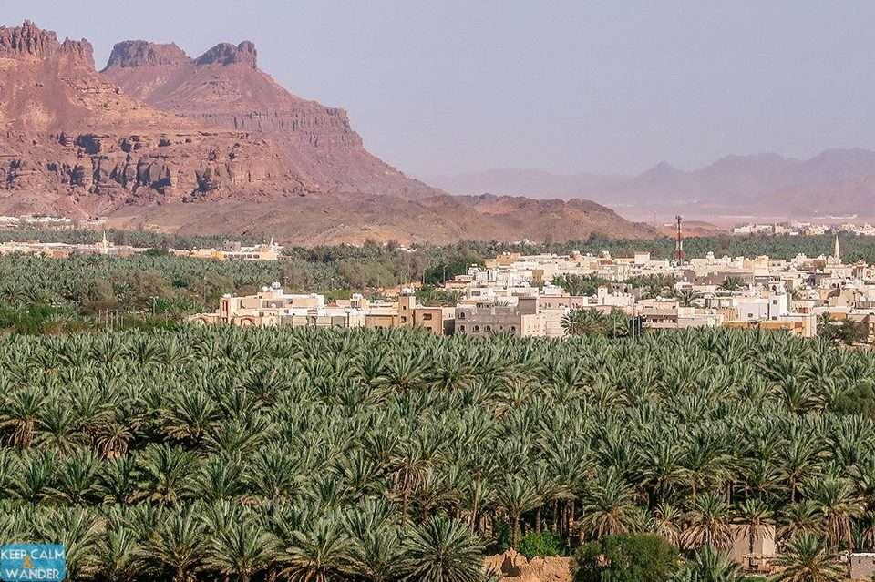 The Mud Brick Houses of Al Ulah in Saudi Arabia Travel